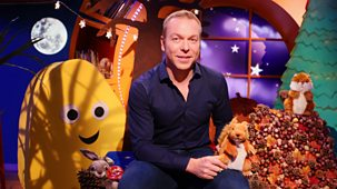 Cbeebies Bedtime Stories - 672. Chris Hoy - The Squirrels Who Squabbled