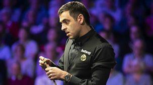 Uk Snooker Championship - 2018: Third Round - Part 1
