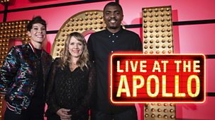 Live At The Apollo - Series 14: Episode 5