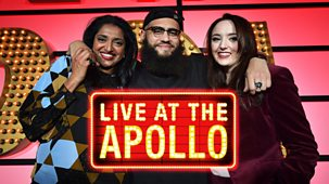 Live At The Apollo - Series 14: Episode 6