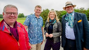 Celebrity Antiques Road Trip - Series 8: Episode 13