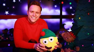 Cbeebies Bedtime Stories - 677. Olly Murs - The Christmas Selfie Contest