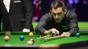 Uk Snooker Championship - 2018: Quarter-finals: Part 1