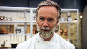 Masterchef: The Professionals - Series 11: Episode 17