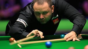 Uk Snooker Championship - 2018: Quarter-finals: Part 2
