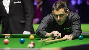 Uk Snooker Championship - 2018: Semi-finals: Part 1