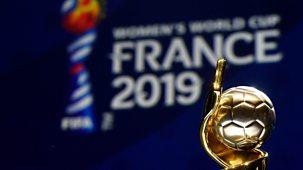Women's Football - 2018: World Cup Draw