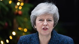 Bbc News Special - May Leadership Challenge