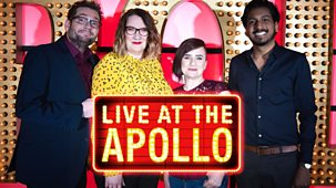 Live At The Apollo - Series 14 - 45 Minute Versions: Christmas Special