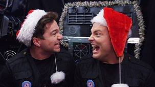 Sam & Mark's Big Friday Wind Up - Series 8: 1. Christmas Wind-up