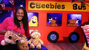 Cbeebies Bedtime Stories - 671. Sharon D Clarke - The Sunshine Of Our Love!