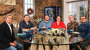 Saturday Kitchen - 15/12/2018