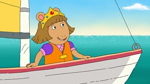 Arthur - Series 20: 1. Dw And The Beastly Birthday Part One