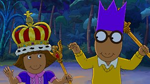 Arthur - Series 20: 2. Dw And The Beastly Birthday Part Two