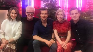 The One Show - 19/12/2018