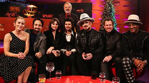 The Graham Norton Show - Series 24: Episode 12