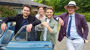 Celebrity Antiques Road Trip - Series 8: Episode 15