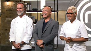 Masterchef: The Professionals - Series 11: Episode 21