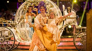 Strictly Come Dancing - Series 16: 25. Christmas Special