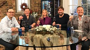 Saturday Kitchen - 29/12/2018