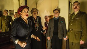 Father Brown - Series 7: 3. The Whistle In The Dark