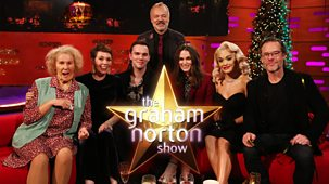 The Graham Norton Show - Series 24: New Year's Eve Show