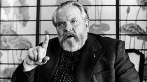 The Eyes Of Orson Welles - Episode 13-01-2019