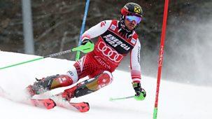 Ski Sunday - 2019: 1. Zagreb, Croatia - Men's Slalom