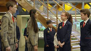 Odd Squad - Series 2: 61. Other Olympia