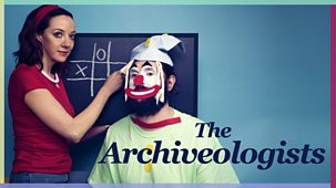 The Archiveologists - Series 1: 6. The Colourful World Of Lesbians