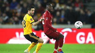 Fa Cup - 2018/19: Third Round: Wolverhampton Wanderers V Liverpool
