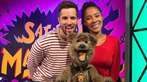 Saturday Mash-up! - Series 2: With Oti Mabuse, Marcus & Martinus And Zara<span Class=