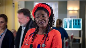 Holby City - Series 21: 3. The Burden Of Proof