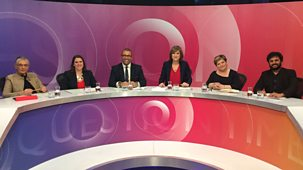 Question Time - 2019: 10/01/2019