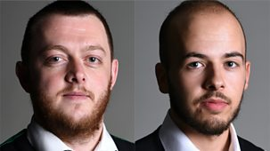 Masters Snooker - 2019: 1. First Round: Mark Allen V Luca Brecel