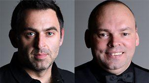 Masters Snooker - 2019: 2. First Round: Ronnie O'sullivan V Stuart Bingham