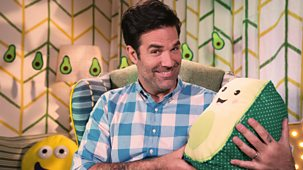 Cbeebies Bedtime Stories - 682. Rob Delaney - Avocado Baby