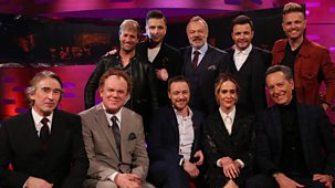 The Graham Norton Show - Series 24: Episode 13