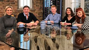 Saturday Kitchen - 12/01/2019