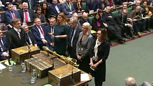 The Week In Parliament - 11/01/2019