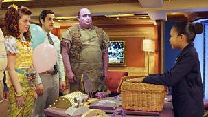 Odd Squad - Series 2: 64. Friends Of Odd Squad