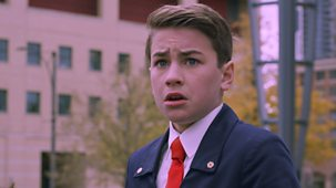 Odd Squad - Series 2: 66. The World Turned Odd, Part Two
