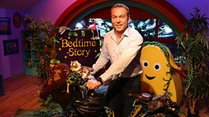 Cbeebies Bedtime Stories - 684. Chris Hoy - Giraffe On A Bicycle