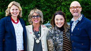Celebrity Antiques Road Trip - Series 8: Episode 18