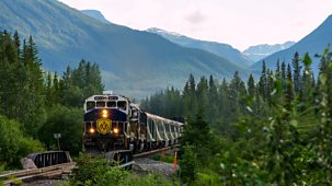Great Canadian Railway Journeys - Series 1: 9. Kamloops To Banff