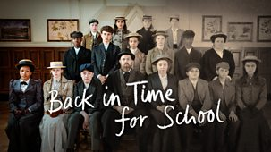 Back In Time For School - Series 1: Episode 1