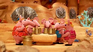 Clangers - 3. In The Soup
