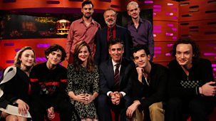 The Graham Norton Show - Series 24: Episode 14