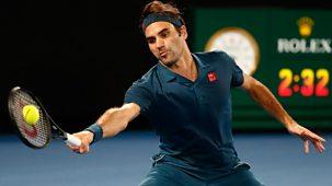 Australian Open Tennis - 2019: 2. Highlights - Day 2