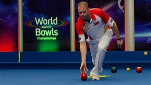 Bowls World Indoor Championships - 2019: 1. Men's Pairs Final